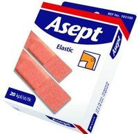 Asept laastari Elastic 20 kpl